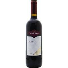 ☆【赤ワイン】モンカロロッソピチェーノ750ml※商品名にビンテージ記載のない場合現行ビンテージとなります