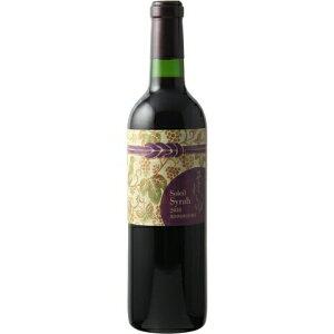 ☆【赤ワイン】旭洋酒それいゆシラー2018720ml