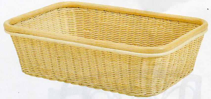 籐 脱衣カゴ ラタン脱衣かご 風呂 脱衣所かご 収納1663Vw55d39h1610個以上割引があります