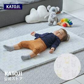 ベビー寝具 お昼寝マット モンポケ katoji KATOJI カトージ