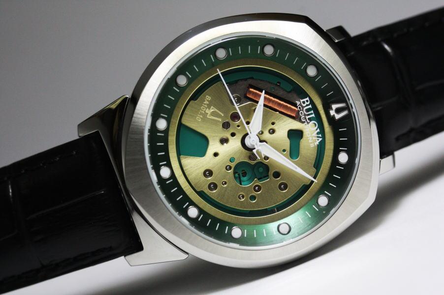 BULOVA【ブローバ】ACCUTRON2【アキュトロン】クォーツ腕時計/正規代理店商品