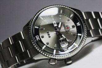 日本制造!在复版ORIENTKING MASTER自动卷手表/往年的大王潜水员复活!Made in JAPAN