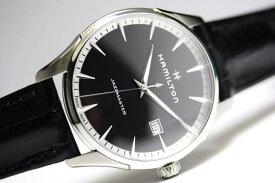 Hamilton【ハミルトン】JazzMaster Gent【ジャズマスタージェント】クォーツ腕時計H32451731/正規代理店商品