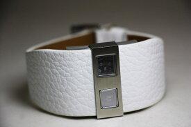 ■外箱なし!在庫処分価格!1971年誕生の時計をリニューアル復刻!フランスのLIP【リップ】PRINCE【プリンス】ホワイト・デジタル盤表示デザインウォッチ/腕時計