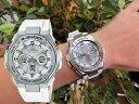 ミドルサイズ!カシオG-SHOCK【ジーショック】G-STEEL(Gスチール)GST-W310-7AJFソーラー電波時計
