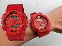 カシオG-SHOCK【ジーショック】Red Series【レッド・シリーズ】国内正規代理店商品/GA-110AC-4AJF