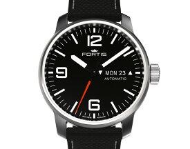 スイス製FORTIS【フォルティス】Spacematic Steel【スペースマティック スチール】パイロットウォッチ自動巻き腕時計/正規代理店商品