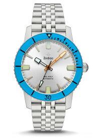 スイス製ZODIAC【ゾディアック】Super Sea Wolf53【シーウルフ】自動巻き腕時計/COMPRESSION/正規代理店商品