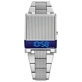 復刻BULOVA【ブローバ】Computron【コンピュートロン】LED表示デジタルウォッチ腕時計/Archiveアーカイブ・シリーズ正規代理店保証