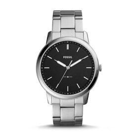 シンプル&スリムなFOSSIL【フォッシル】The Minimalist Slimデザインウォッチ/正規代理店商品/メンズ/送料無料/クリスマス/腕時計