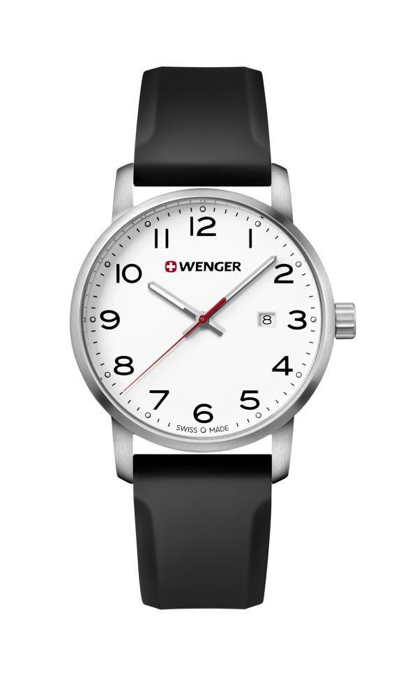 お手頃価格のスイス製WENGER【ウェンガー】Avenue【アベニュー】クォーツ腕時計/正規代理店商品