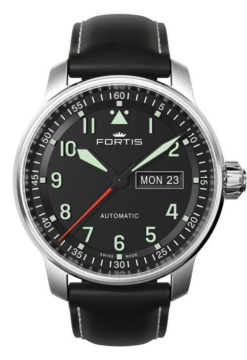 スイス製FORTIS【フォルティス】Flieger Pro【フリーガープロ】パイロットウォッチ自動巻き腕時計/正規代理店商品