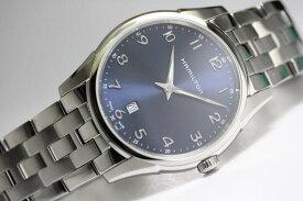 シンプルな2針。Hamilton【ハミルトン】Jazzmaster Thinline【ジャズマスター・シンライン】クォーツ腕時計/メンズウォッチ/正規代理店商品