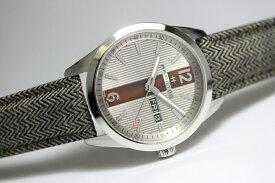 大胆なカラーリングのHamilton【ハミルトン】Broadway【ブロードウェイ】Day Dateクォーツ腕時計H43311985/正規代理店商品