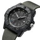 世界限定888本スイス製LUMINOX【ルミノックス】Master Carbon【マスターカーボン】Grey Outグレーアウト300m防水腕時計/正規代理店商品