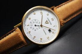 飽きのこないシンプルデザイン!ドイツのJunkers【ユンカース】Eisvogel F13クォーツ腕時計/バウハウス・デザインウォッチ/正規代理店商品