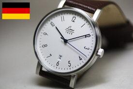 シンプル!ドイツ製LACO【ラコ】Bauhausバウハウス・デザイン自動巻き腕時計/クラシック・デザイン/正規代理店商品
