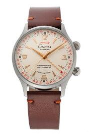 日本限定30本 ロシア製 STURMANSKIE シュトルマンスキー 手巻きアラーム腕時計 シグナル 正規代理店商品 POLJOT ポレオット