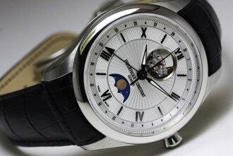 自动拧月亮&制造FREDERIQUE CONSTANT日期,并且是手表/月亮相/指示器日期