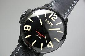イタリア製U-BOAT【ユーボート】CAPSOIL DLC【カブセルDLC】特殊オイルを使ったユニークなクォーツ腕時計/正規代理店商品