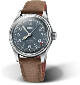 スイス製ORIS【オリス】Big Crown Pointer Dateビッグクラウン・ポインターデイト自動巻き腕時計/メンズウォッチ/正規代理店商品