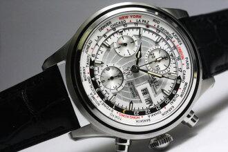 波尔表世界时间的计时自动手表 CM2052D-肥育-BK