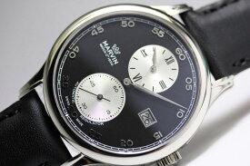 在庫処分価格!MARVIN【マーヴィン】針がそれぞれ独立したレギュレーター自動巻き腕時計