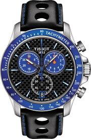 スイス製Tissot【ティソ】V8 Alpine【アルピーヌ】クォーツ・クロノグラフ腕時計/メンズウォッチ/正規代理店商品