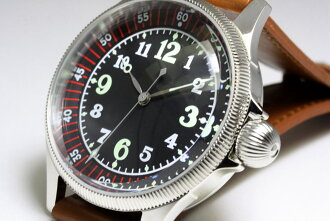 Rare Japan army reprint watch! Imperial Navy air crew watches and military watches and kinetic