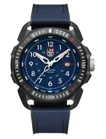 スイス製LUMINOX【ルミノックス】ICE-SAR ARCTIC 1000 SERIES腕時計/サファイアクリスタル/ネイビーダイアル/正規代理店商品/送料無料/1003.ICE/サイファイアクリスタル/200m防水