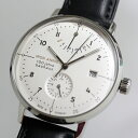 流通限定のドイツ製 IRON ANNIE アイアン・アニー Bauhaus バウハウス 100周年記念 パワーリザーブ搭載 自動巻き腕時計 メンズウォッチ…