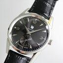 黒文字盤登場!復刻!フランス製LIP【リップ】HIMARAYA【ヒマラヤ】スモールセコンド腕時計アルピニスト/ボーイズサイズ/ケース直径約3…