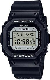 CASIO カシオ G-SHOCK ジーショック 男子プロバスケットボールリーグ B.LEAGUE コラボモデル腕時計 DW-5600BLG21-1JR 国内流通商品 Bリーグ