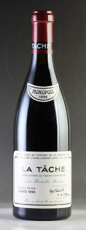 [1996] ラ・ターシュLa Tacheドメーヌ・ド・ラ・ロマネ・コンティ DRC