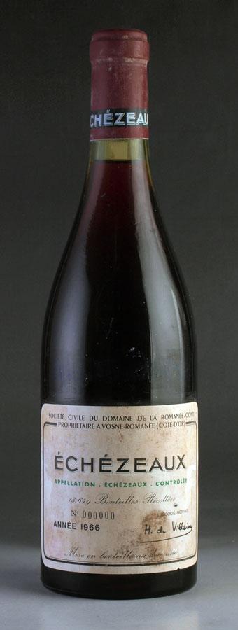 [1966] エシェゾーEchezeauxドメーヌ・ド・ラ・ロマネコンティ DRC