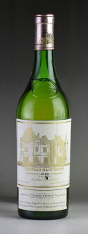 [1983] Chateau オー burion chateau オー burion buran ※There is a label dirt