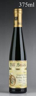 [2006] 375 ml of ヴィリ シェーファーグラーヒャードームプロブストリースリング ベーレンアウスレーゼゴールドカプセル #08 halves ※Rub it, and there is a label