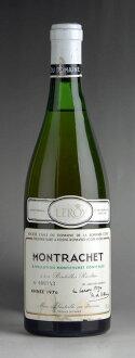 [1976] ドメーヌ de la Romanee Conti DRC モンラッシェ ※Label dirt