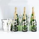 [2011] ペリエ・ジュエ ベル・エポック 6本+グラス6脚+ワインクーラーセット