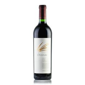 オーヴァチャー NV オーパスワンのセカンド オーバーチュア オーヴァーチュア カリフォルニア ナパ 赤ワイン