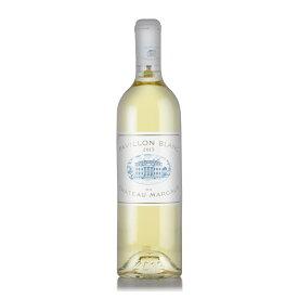 パヴィヨン ブラン デュ シャトー マルゴー 2013 フランス ボルドー 白ワイン