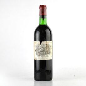 シャトー ラフィット ロートシルト 1973 ラベル不良 ロスチャイルド フランス ボルドー 赤ワイン[のこり1本]
