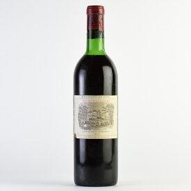 シャトー ラフィット ロートシルト 1971 ロスチャイルド フランス ボルドー 赤ワイン[のこり1本]