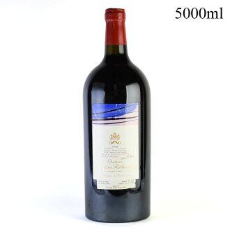 [1980] 성・무톤・로트시르트 5000 ml