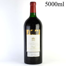 シャトー ムートン ロートシルト 1974 5000ml 液漏れ ロスチャイルド フランス ボルドー 赤ワイン