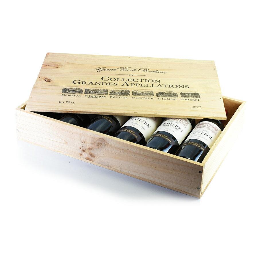 【送料無料】[2015] ジネステグランド・アペラシオン・コレクション 木箱入り