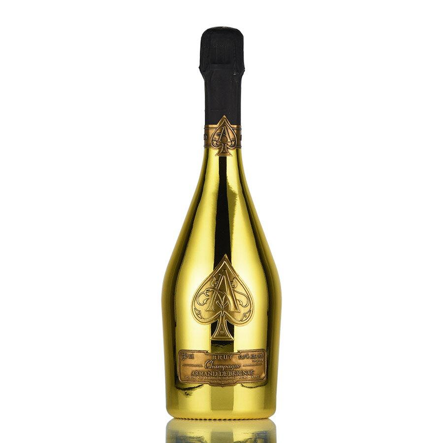 【楽天最安に挑戦中】NV アルマン・ド・ブリニャックゴールド【アルマンド シャンパン アルマンドブリニャック】