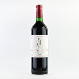 シャトー ラトゥール 1996 フランス ボルドー 赤ワイン