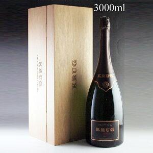 【大感謝祭】1998 クリュッグ ヴィンテージ ジェロボアムKrug Vintage 3000ml自社輸入[のこり1本]