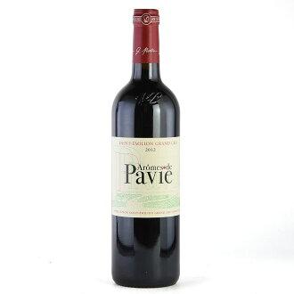 [2012] 레 라 롬 드 파 비 Les Aromes de Pavie 750ml